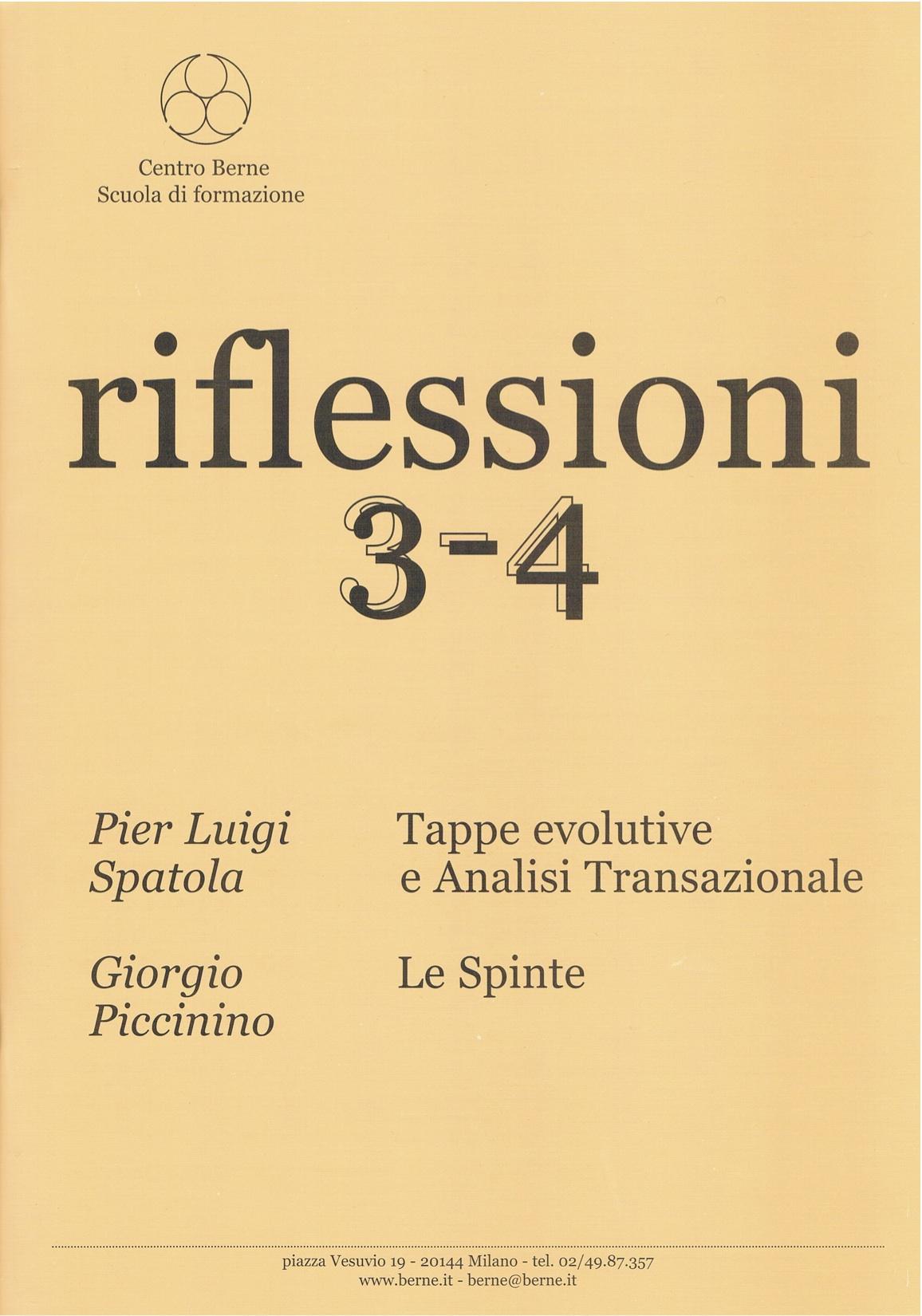 riflessioni 3-4