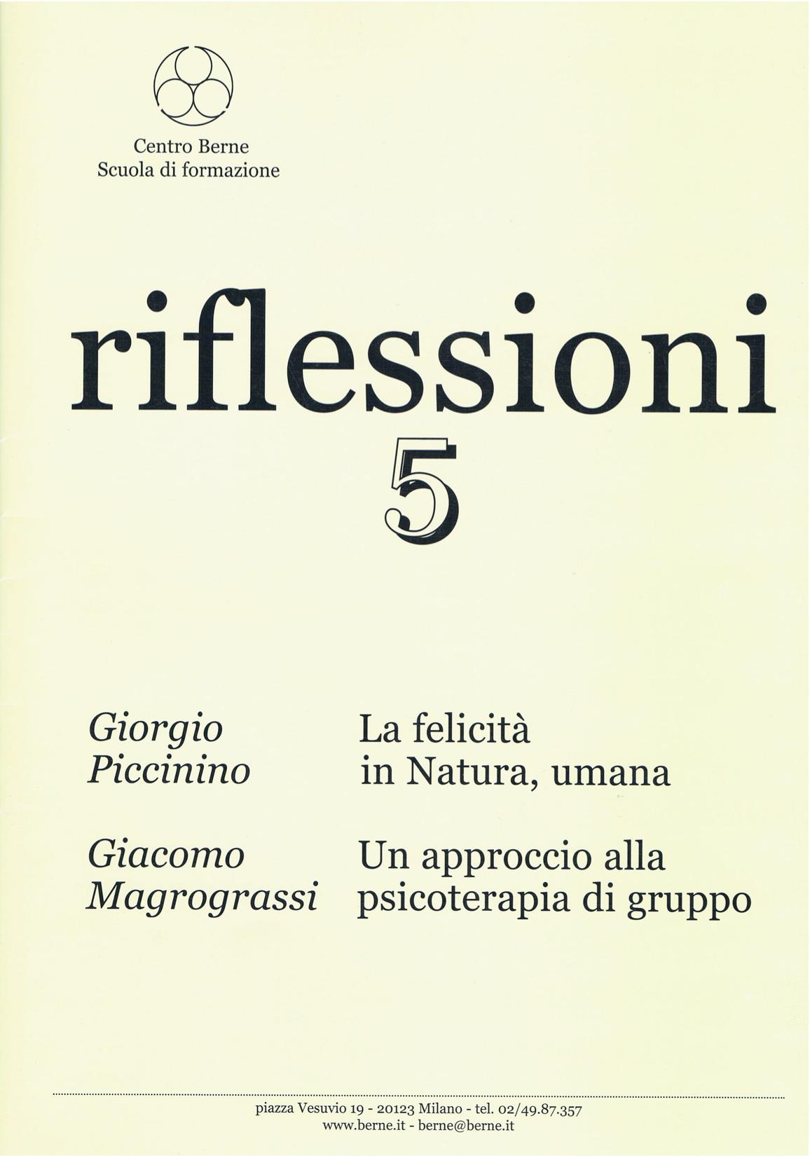riflessioni 5